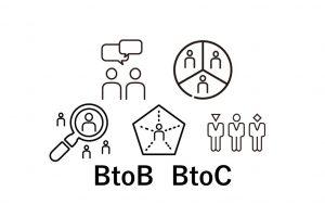 BtoBコンテンツマーケティングはBtoCと何が違うのか?