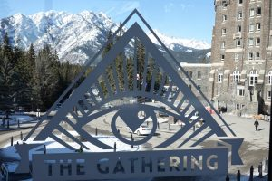 カルト・ブランディングのカンファレンス「The Gathering」が開かれたカナダ・バンフ
