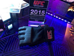 格闘技団体UFCもカルト・ブランドとして表彰されている